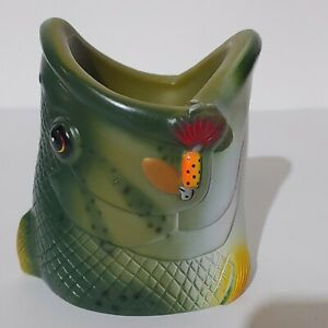 Large mouth Bass Beer Drink Coozie fish Koozie stocking stuffer man cave grill i