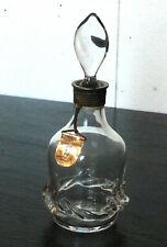 carafes à Cognac en cristal DAUM FRANCE - éditée pour Fine Champagne Bisquit