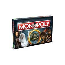 Monopoly Il Signore Degli Anelli Edizione da Collezione Versione italiana