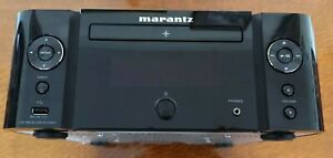 Marantz M-CR611 CD/DAB/FM/AM/USB/Bluetooth/Network Receiver W/Remote Black