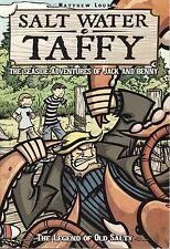 Salt Water Taffy The Seaside Adventures of Jack and Benny Vol.1 / 2008