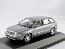 Audi A4 Avant  1996-1999  grau metallic  / Minichamps  1:43