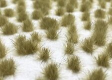 Miniature Model Self Adhesive Static Tufts - Autumn Grass 4mm Natural Pack