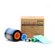 HiTi Cs-200e YMCKO 400 Print Colour Ribbon