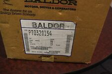 New Baldor Electric Motor XPFC 34-71855421G1, 20:1 1725 RPM 300lbs/inch Torque