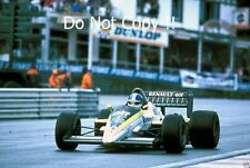Derek Warwick Renault RE60B Belgian Grand Prix 1985 Photograph