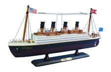 "New 14"" RMS TITANIC Kids Office Toys PASSENGER OCEAN LINER CRUISE SHIP BOAT NEW"