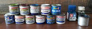 Humbrol Revell Model Paints 14