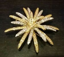 Round Cristal Brooch from the Marilyn Monroe Collection