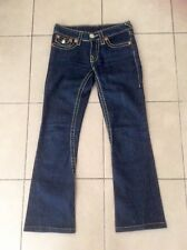 TRUE RELIGION  JOEY  BIG T     Women's  Denim Jeans     Size 25~     Made in USA