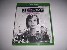 Original Box Case Replacement Microsoft Xbox One XB1 Life is Strange