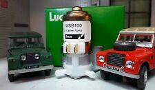 Series 2 2a 3 Genuine OEM Lucas WSB100 Land Rover Washer Screenwash Pump PRC3369