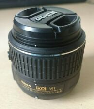 NIKON AF-S DX NIKKOR ED 18-55MM F3.5-5.6 G VR II ZOOM LENS GREAT CONDITION