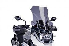 PUIG CUPOLINO TOURING BMW R1200GS 2013-2014 DARK SMOKE FUME WINDSHIELD SCREEN
