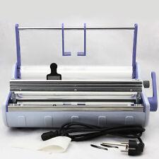 Dental Sealing Machine Handpiece Sealer Autoclave Sterilization Lab Equipme 500W