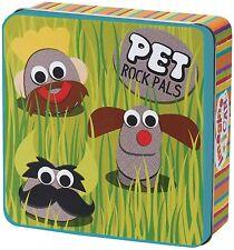 Imaginez que je peux créer votre propre Pet Rock Pals Neuf Grand Cadeau