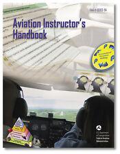 NEW ASA Aviation Instructor's Handbook   ASA-8083-9A