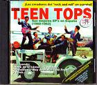 CD los TEEN TOPS sus mejores EP'S en España SPAIN RARE 1998 24-TRACKS 1960-1963