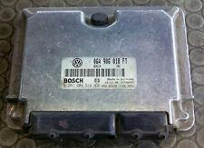 Engine Control Unit VW 06A906018FT Golf Bora 1,8 ECU 02612006514 06A 906 018 FT