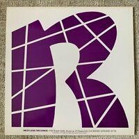 "SURF PUNKS locals only LP TEST PRESSING 12"" Vinyl 1982 Reckless Record Dragon"