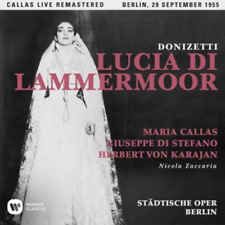 Donizetti: Lucia di Lammermoor (Berlin, 1955) Super Audio CD (CD, Nov-2017, Warner Classics (USA))