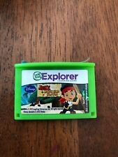 LEAPFROG EXPLORER LEAPPAD, JAKE AND THE NEVER LAND PIRATES , Ages 3-8, Math