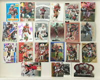 Jerry Rice 20 Card Premium Brand Lot. Select Certified-Gold Label-Chrome+Bonus!