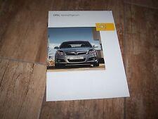 Prospectus /  Brochure OPEL Vectra & Signum 2006 //