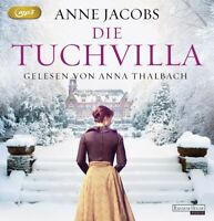 DIE TUCHVILLA (MP3) - THALBACH,ANNA  2 MP3 CD NEW