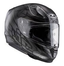 Casco Helm Casque Helmet HJC RPHA 11 CANDRA MC-5SF NERO ARGENTO S