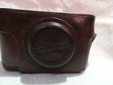 Fitted Camera CASE for FED-1, I  camera only (star nadpis)  8372