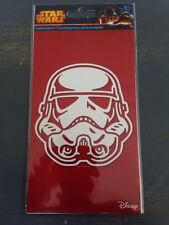 "4"" STAR WARS Storm Trooper Car Truck Window Laptop Decal"