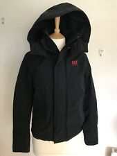 Abercrombie & Fitch Kids Fleeced Lined Jacket With Hood - XL Size.