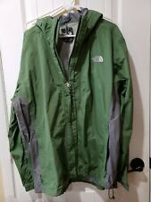 THE NORTH FACE Hommes mens Full Zip Jacket Size xl extra large ykk zipper green