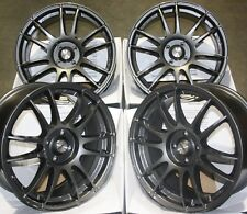 "ALLOY WHEELS X 4 17"" GM SUZUKA FOR FORD ESCORT FOCUS KA PUMA SIERRA 4X108"