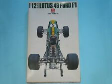 1/12 Bandai Lotus 49 F1 1967 Formula 1 not Tamiya Protar MFH Hiro