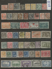 Canada OLD COLLECTION LOT High CV #616