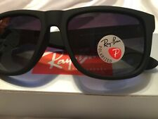 Ray*Ban JUSTIN Polarized RB4165 622/T3 54