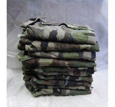 Lot de 50 vestes de treillis F2 camouflage OTAN CE occasion armée française