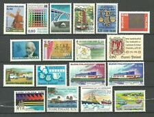 FINLAND stamps from the 1960's & 1970's - 18 different MNH