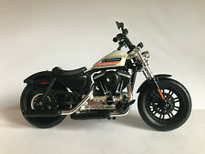 Harley Davidson Modell, FORTY EIGHT SPECIAL 2018 (38), Maisto Motorrad 1:18