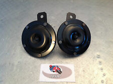 YAMAHA RD350LC HORN PAIR HIGH & LOW TONE OE STYLE
