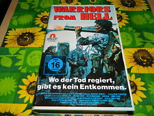 Warriors from Hell - seltener Kriegsfilm - Ascot Verleihtape - Rarität - no DVD