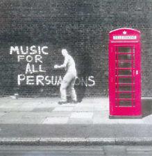 Music For All Persuasions  PFN  Breakbeat, Techno Rennie Pilgrem Undergram Tycho