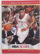 Marcus Morris Forward Houston Rockets Single #235 Original Panini 9 2011-2012