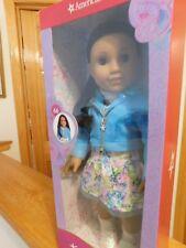 American Girl Truly Me 66 Medium Skin Brown/Black Hair Brown Eyes NEW NRFB