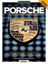 PORSCHE - FROM RACE TO ROAD 2020 MOTOR SPORT Magazine Special LEGENDARY CARS