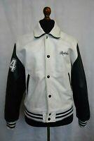 Men's Vintage Redskins Leather Jacket M 42R