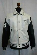 Men's Vintage Redskins Leather Jacket M 42 Chest