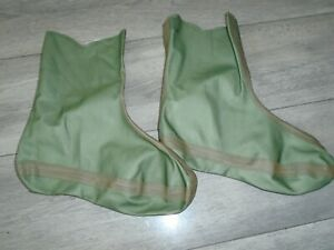 WATERPROOF BOOT LINERS BRITISH ARMY SIZE 12M ANKLE LENGTH